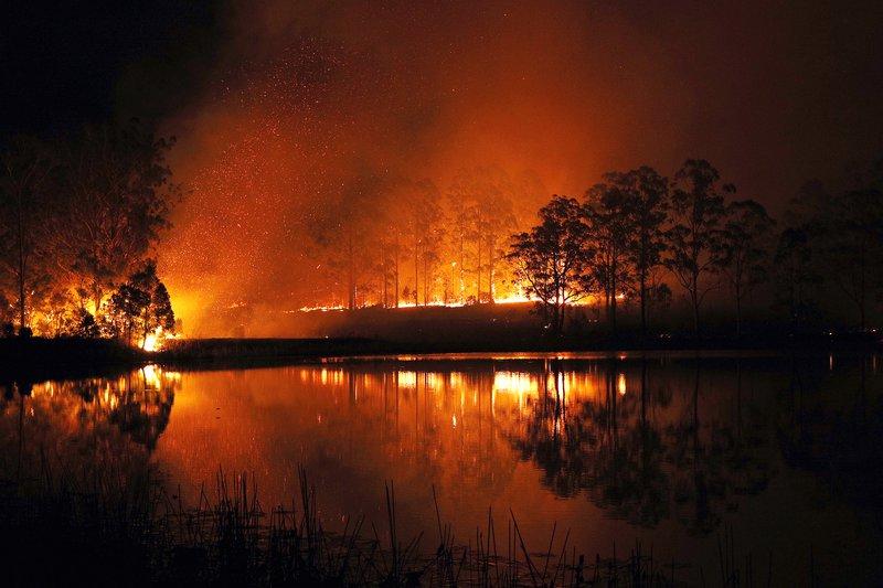 Hillville fires