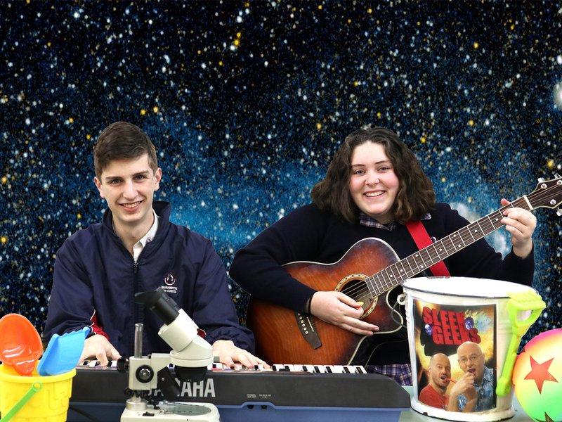 2018 Sleek Geeks Science Eureka Prizes finalists, Owen and Abby