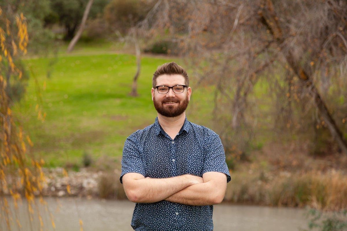 Dr Justin Chalker