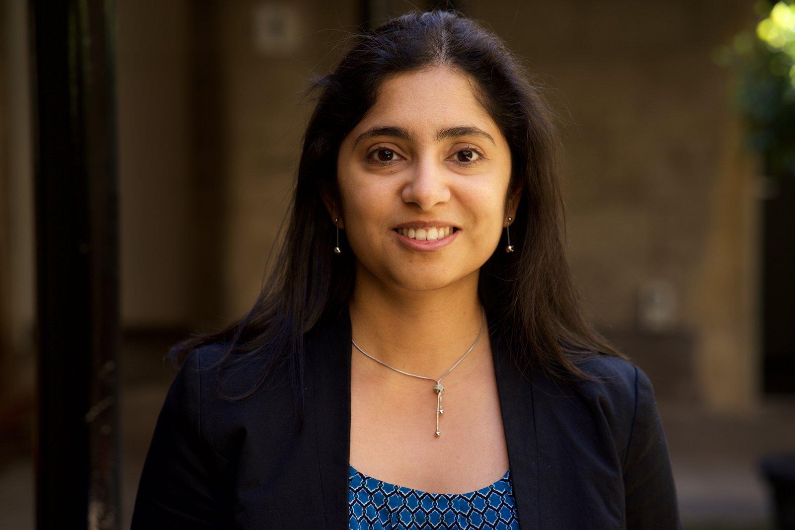 Associate Professor Madhu Bhaskaran