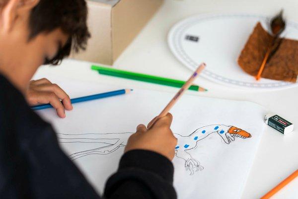 Palaeo-art workshop: Bringing Dinosaurs to Life