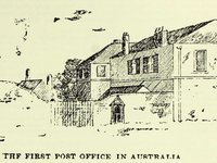 1830 Bent St Post Office