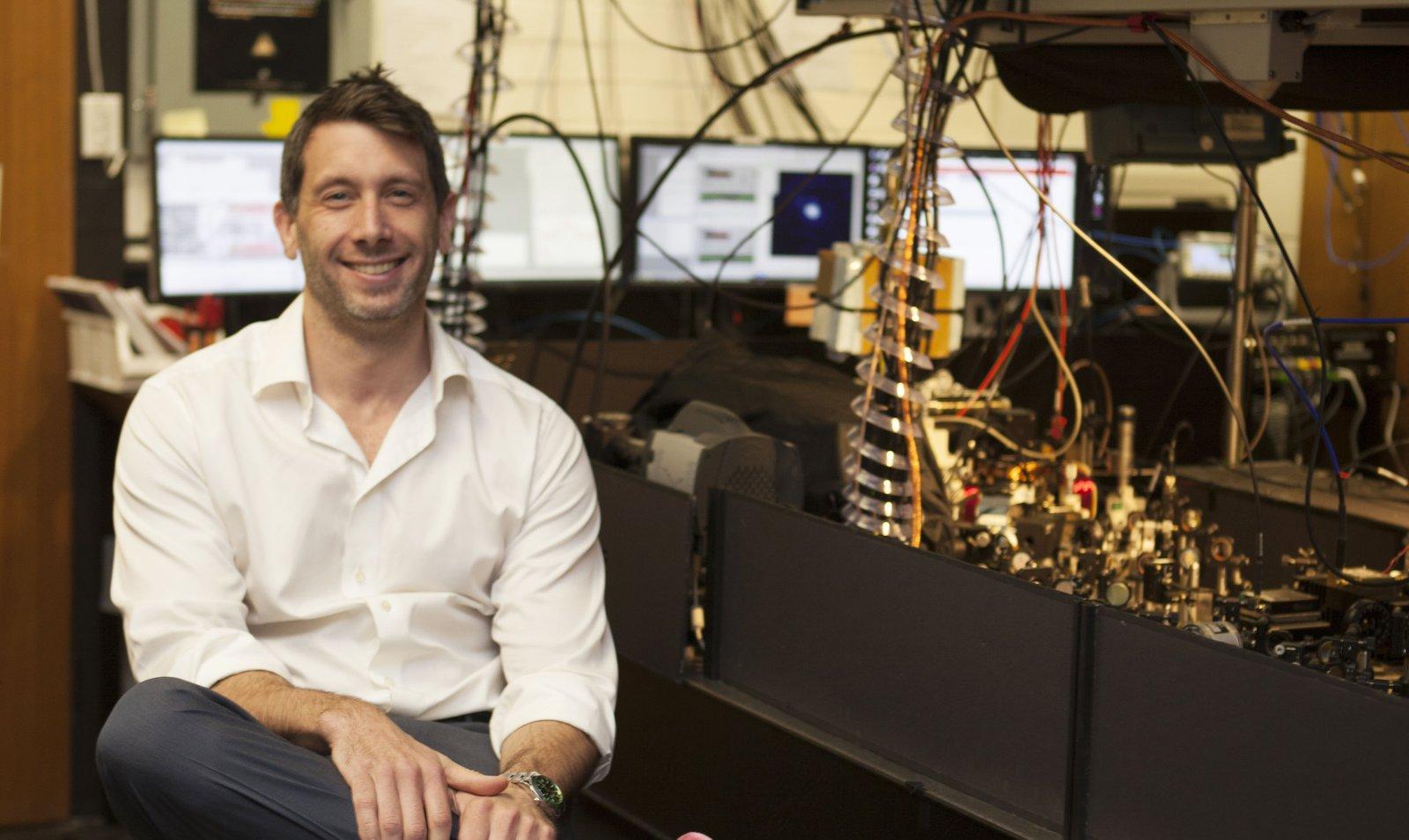 Associate Professor Michael Biercuk