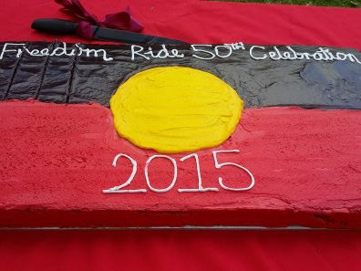 Freedom Ride: Commemorative Cake