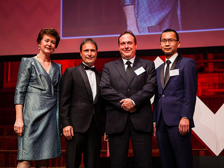 2015 Eureka Prize for Innovative Use of Technology winners