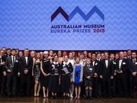 2015 AM Eureka Prize Winners