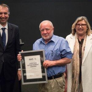2017 AMRI Lifetime Achievement Award - Harry Recher1