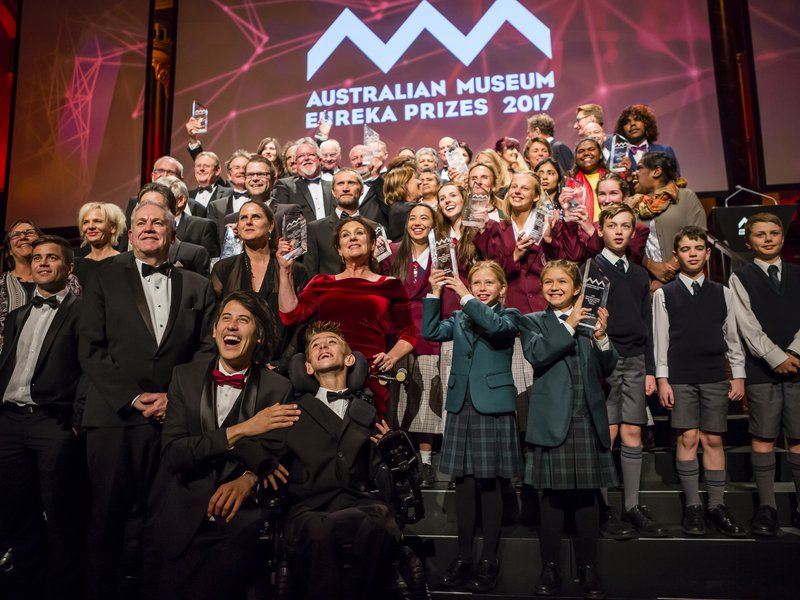 2017 Eureka Prizes