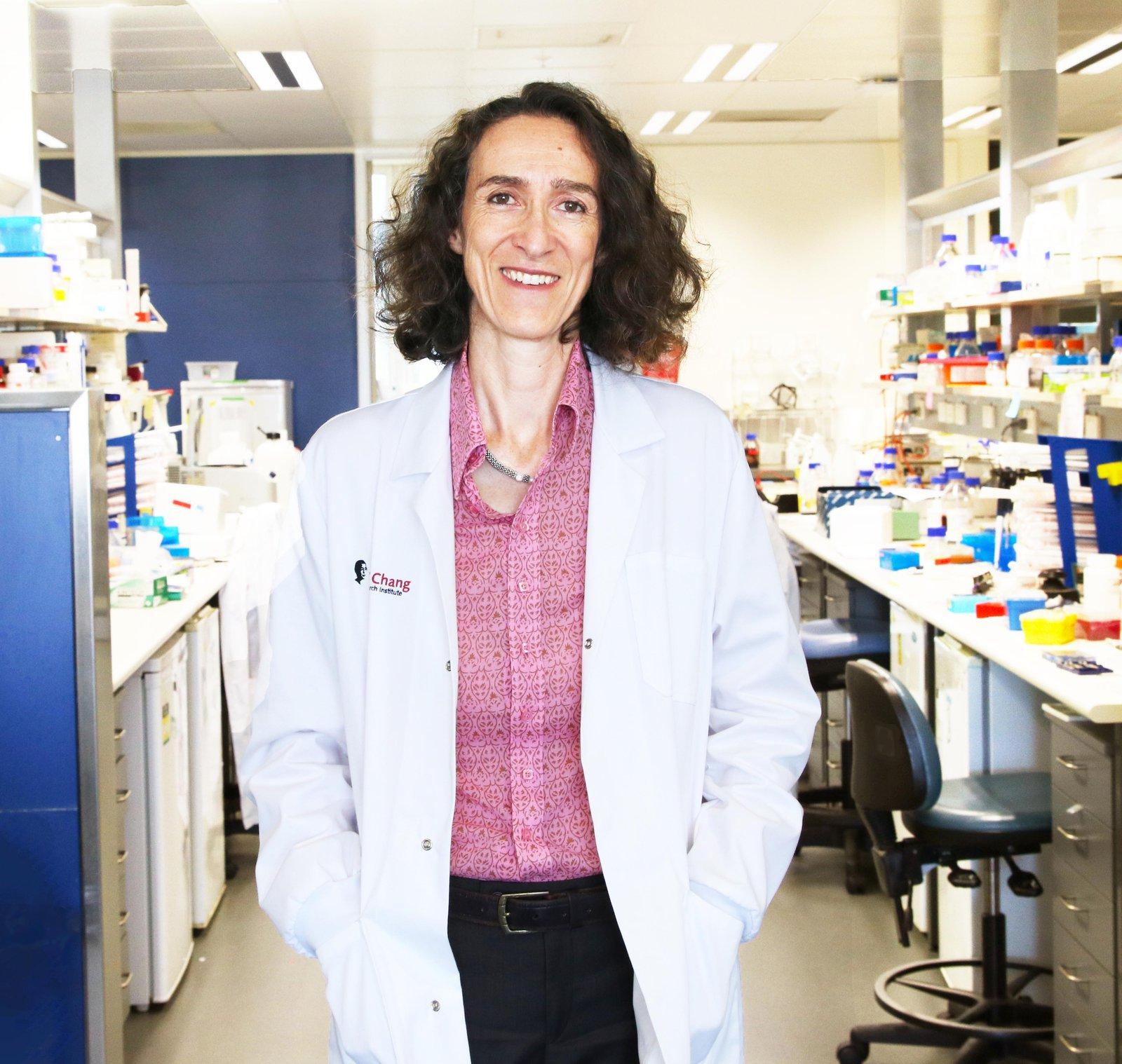 2018 UNSW Eureka Prize for Scientific Research Finalist