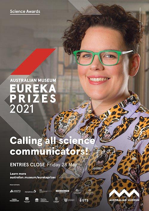 Calling all science communicators!