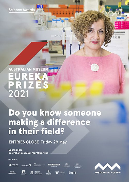 Do you know someone making a difference in their field?