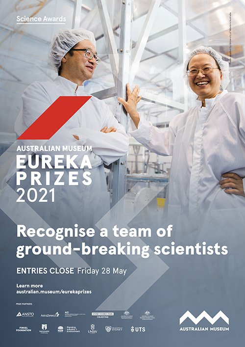 Recognise a team of ground-breaking scientists