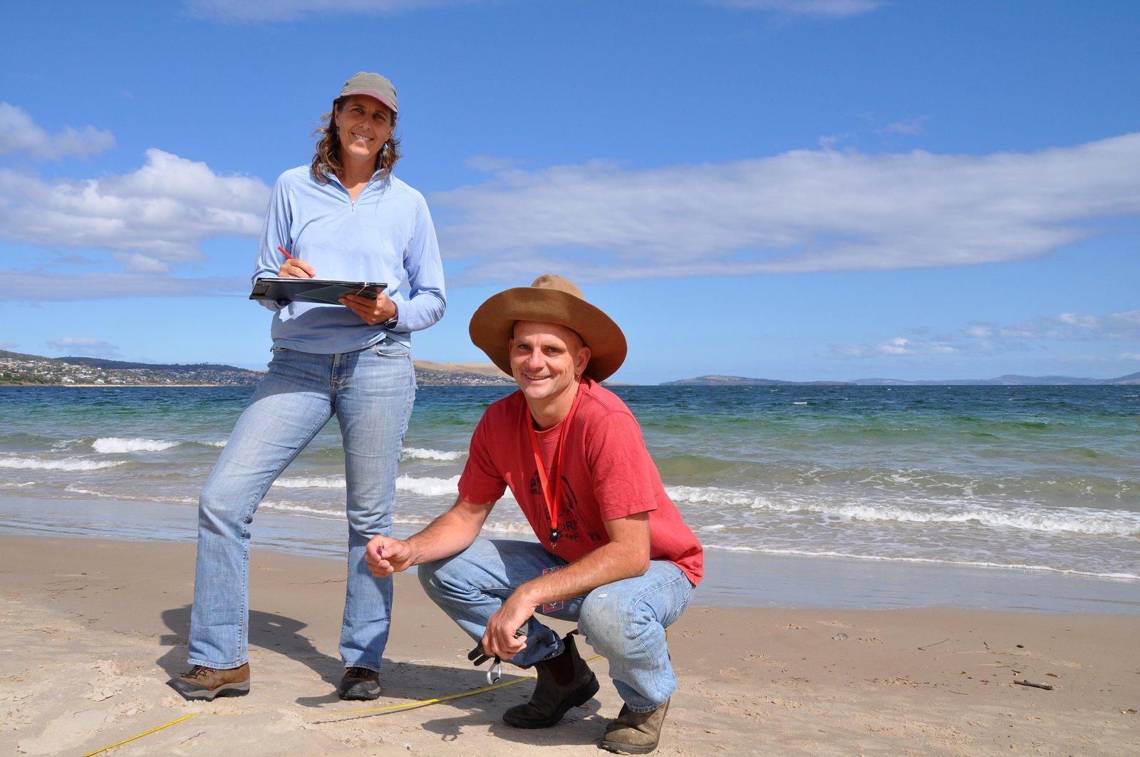 CSIRO Marine Debris Team