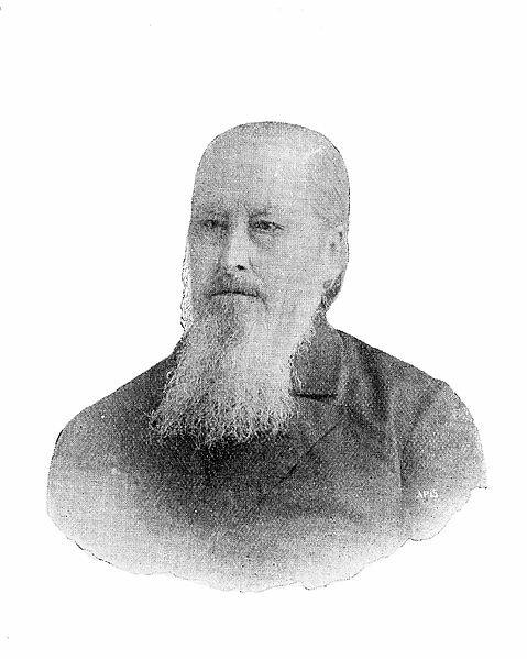Portrait of Charles Ledger