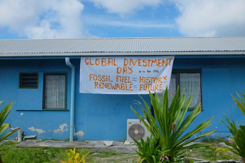 Tuvalu Divestment