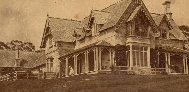 Greycliffe House circa 1875