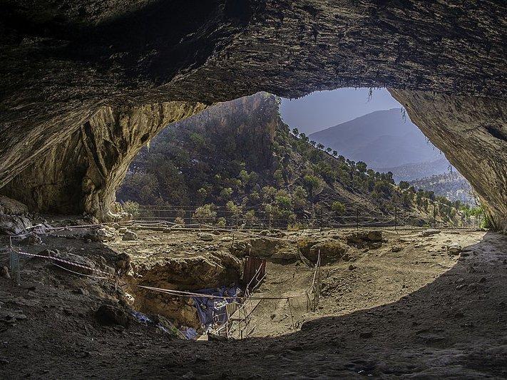 Shanidar Cave