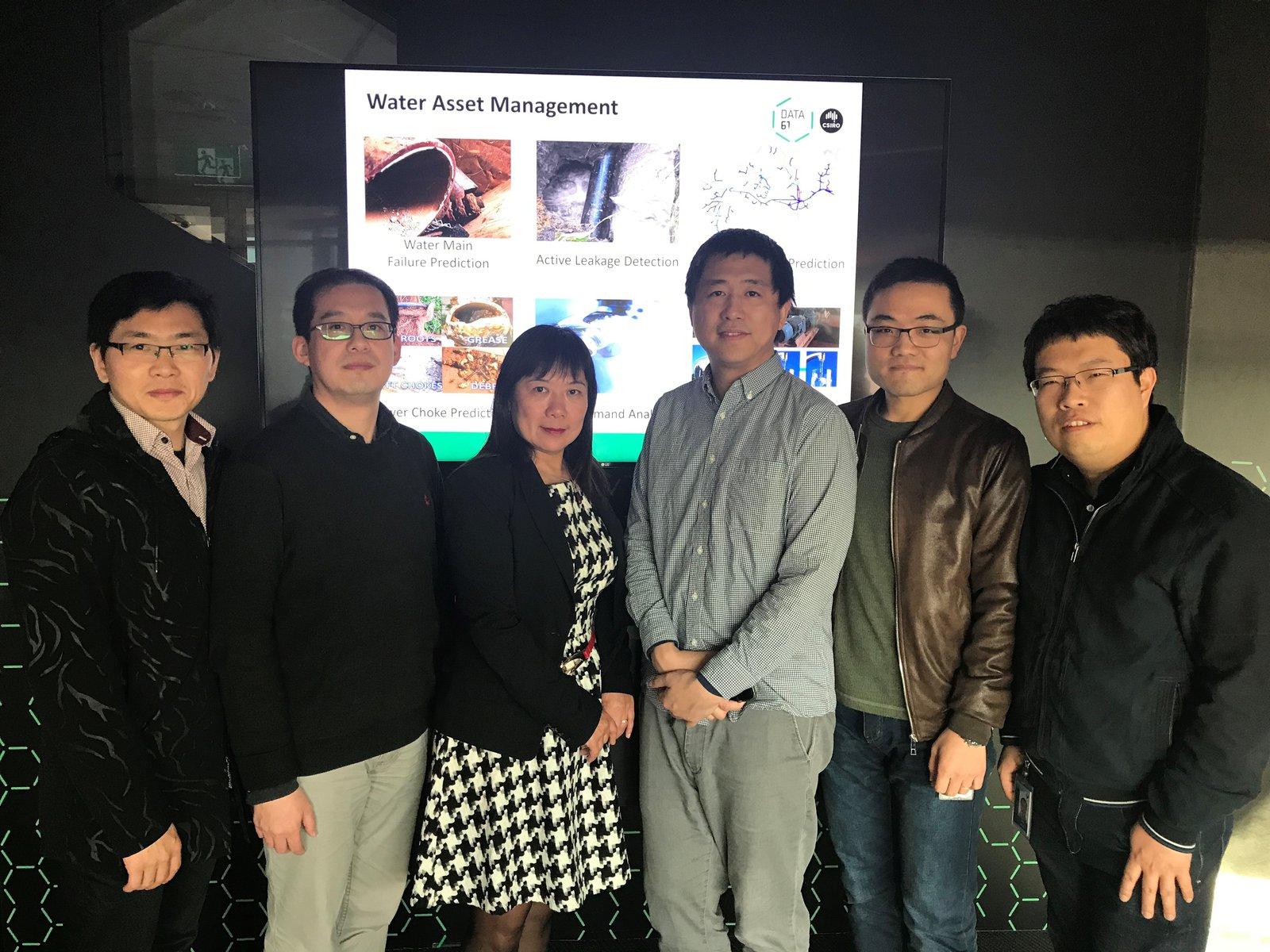 Smart Infrastructure Team