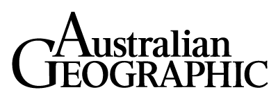 Australian Geographic –Black logo