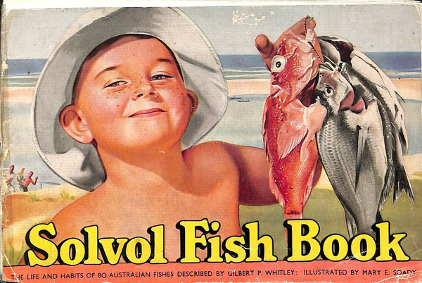 Solvol Fish Book - cover AMS388/64
