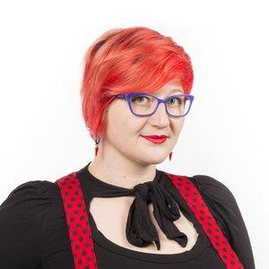 Adria Castellucci, Librarian