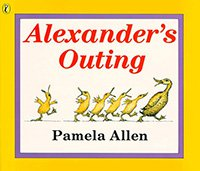 Alexander's Outing bookcover