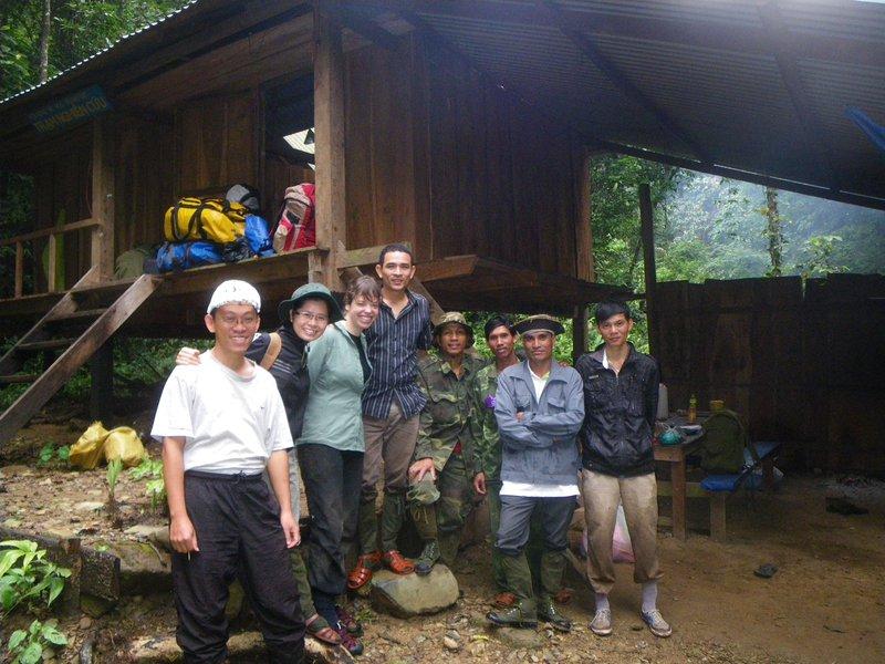 Amphibian surveys in Vietnam