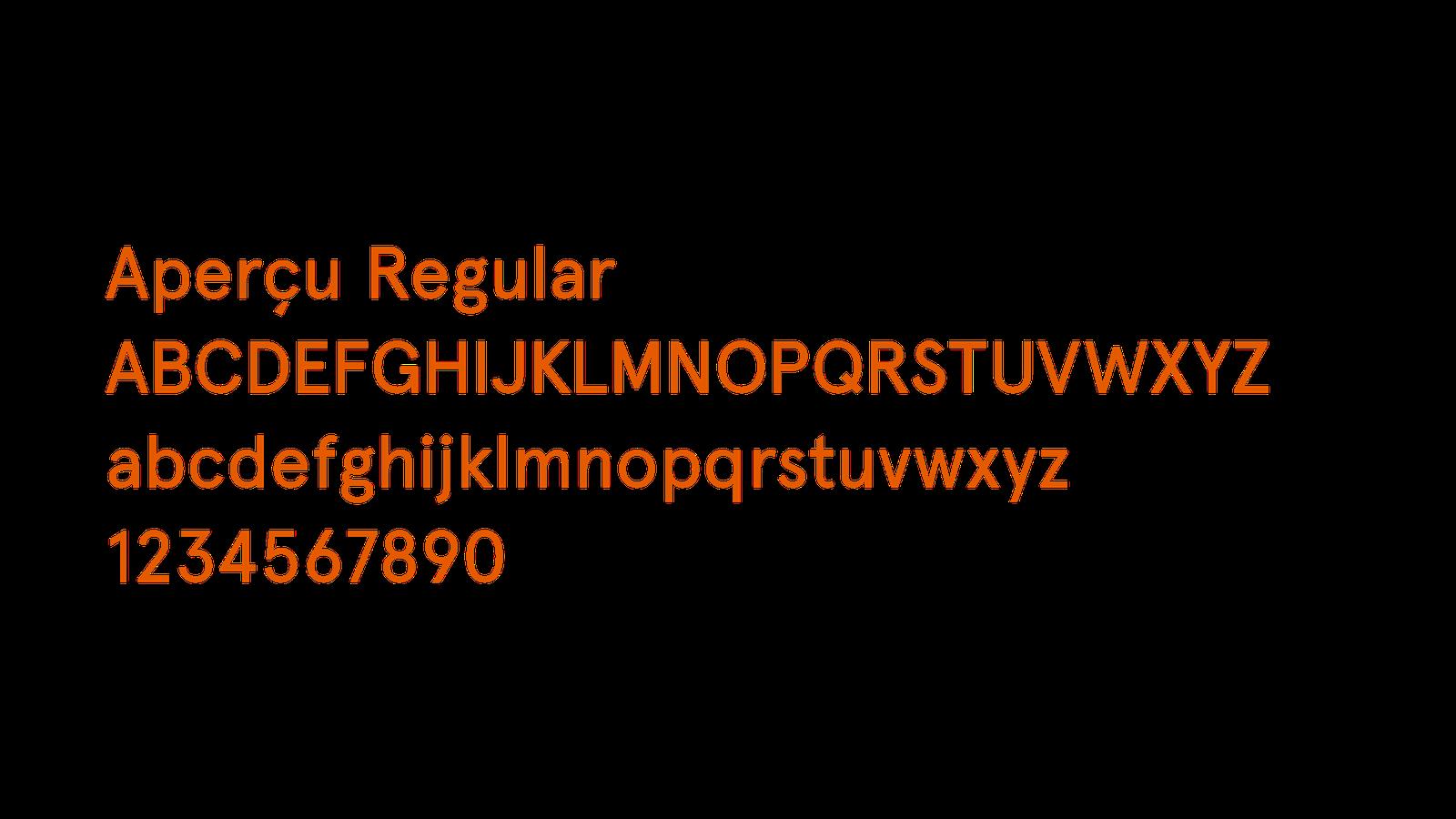 Apercu Regular