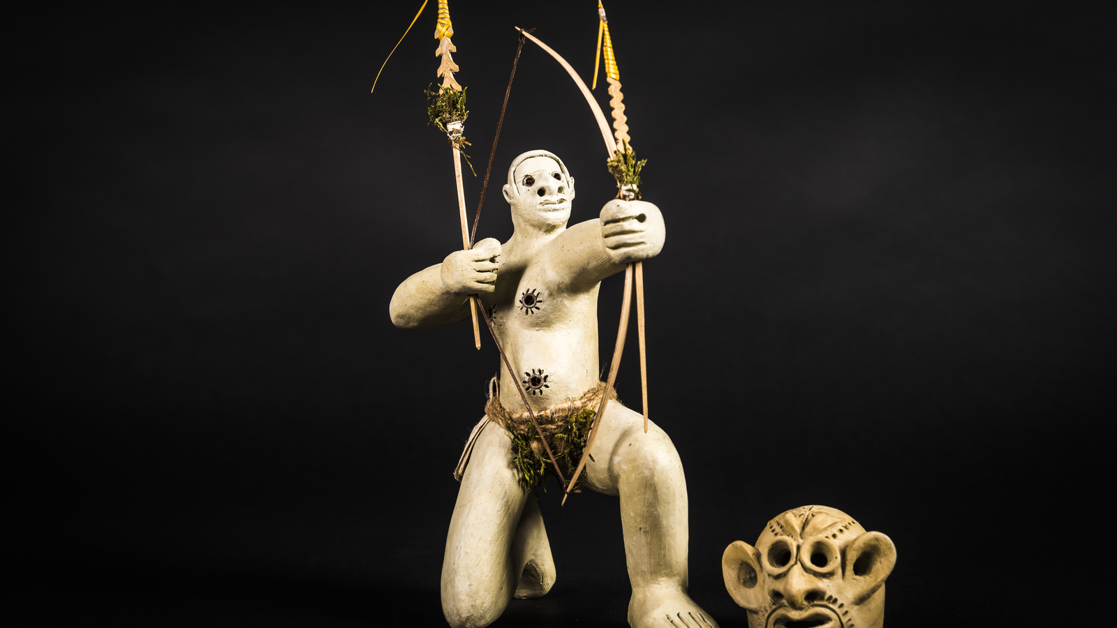 Asaro Figurines