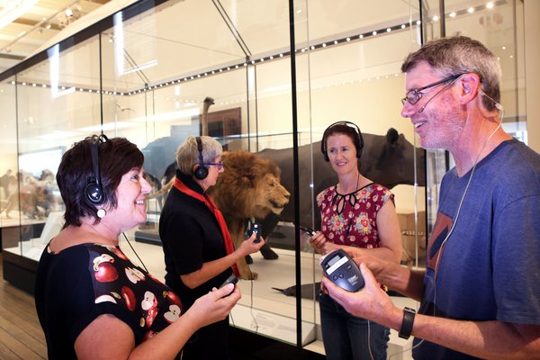Providing Accessible and Inclusive Exhibits.