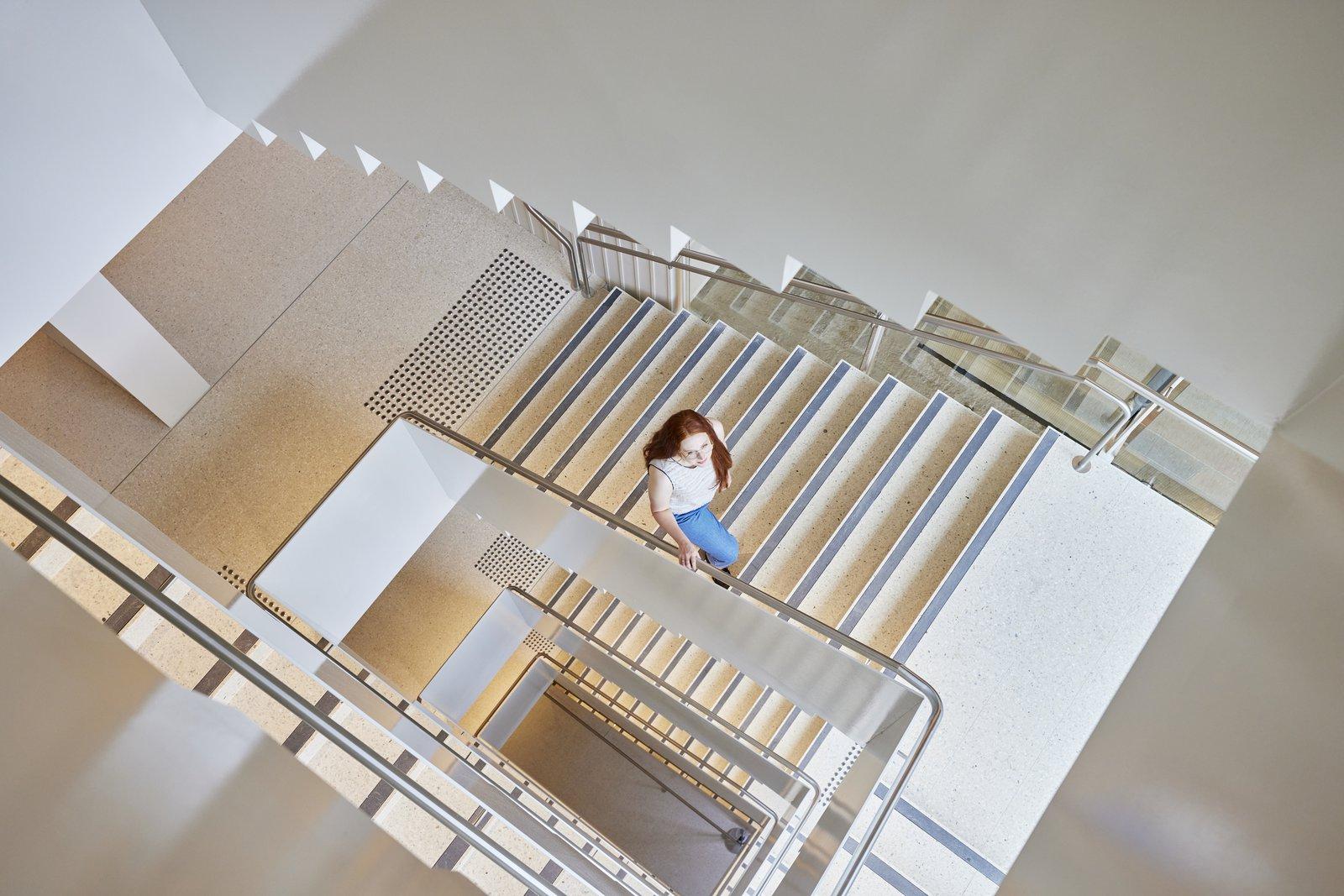 Australian Museum stairwell