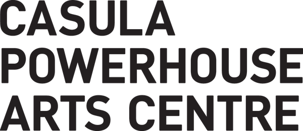 Casula Powerhouse Arts Centre logo [black]