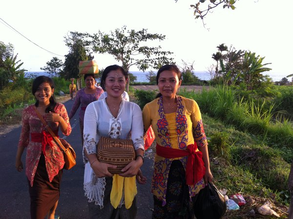 Ceremony ngusaba kapat: Kamasan, Bali 2014