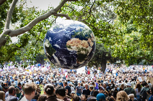 Climate Strike 20 September 2019