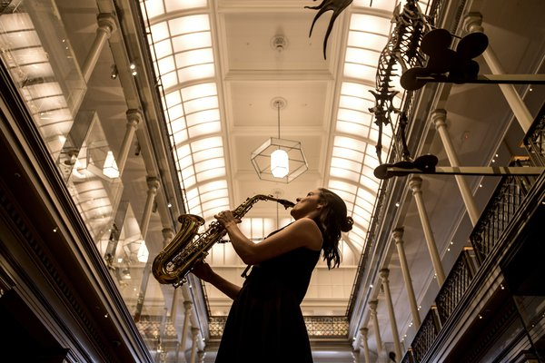 Live music at the Australian Museum