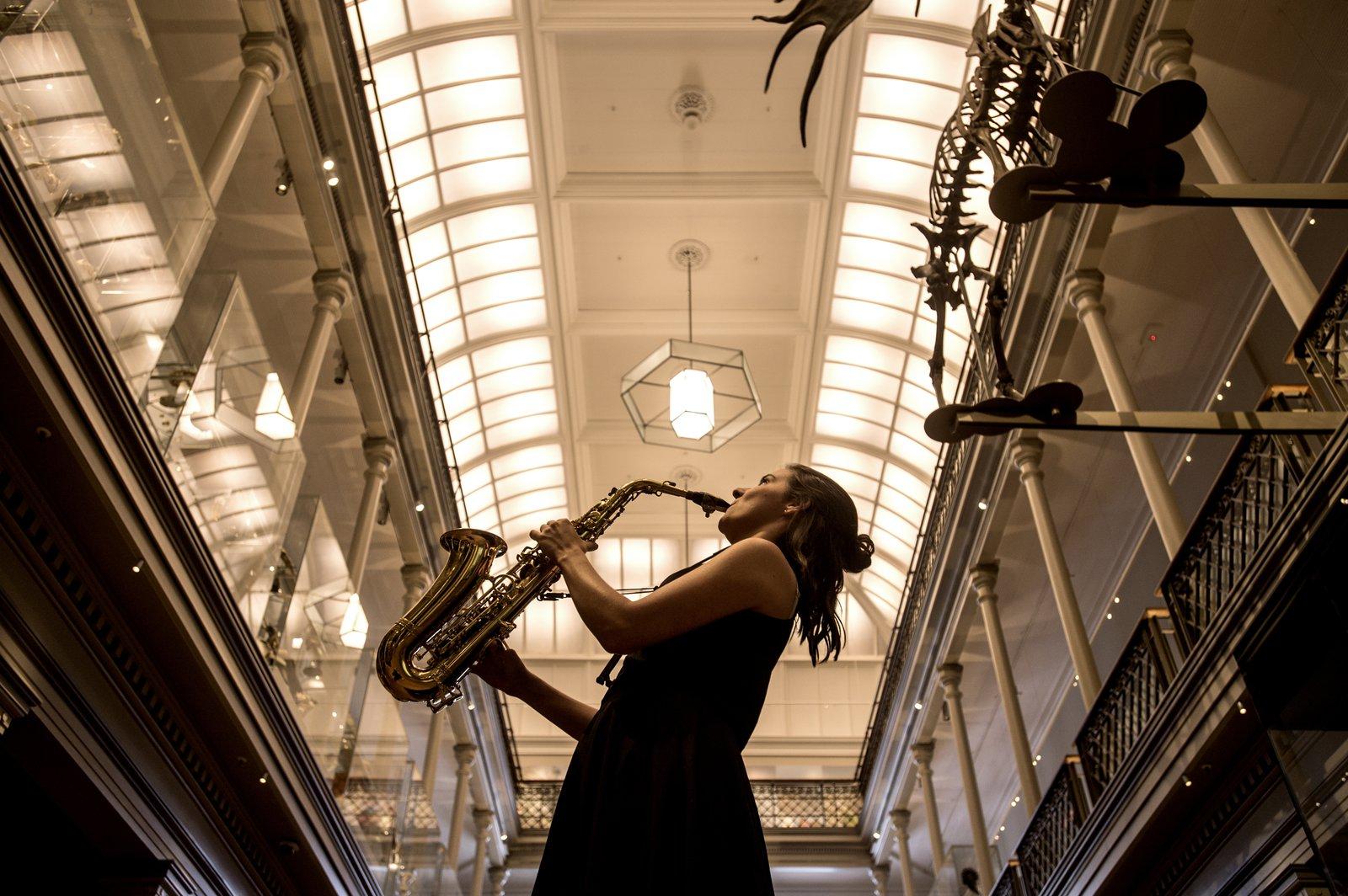 Culture Up Late Conservatorium Compositions
