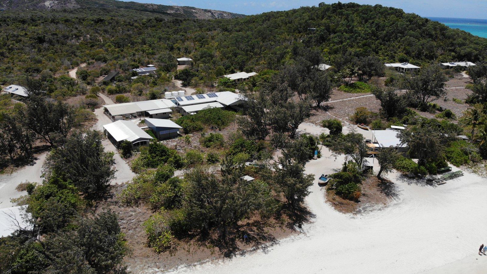 Lizard Island Research Station