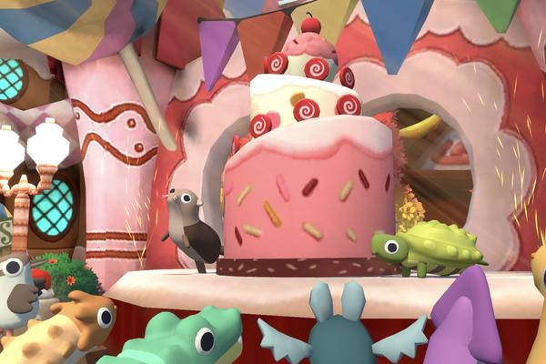 Cake Town Calamity game