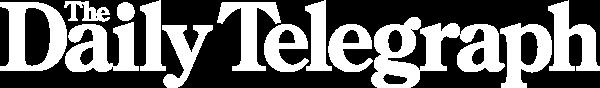 Daily telegraph logo mono
