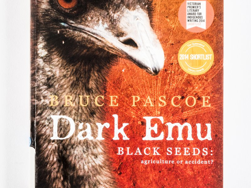 Dark Emu book cover