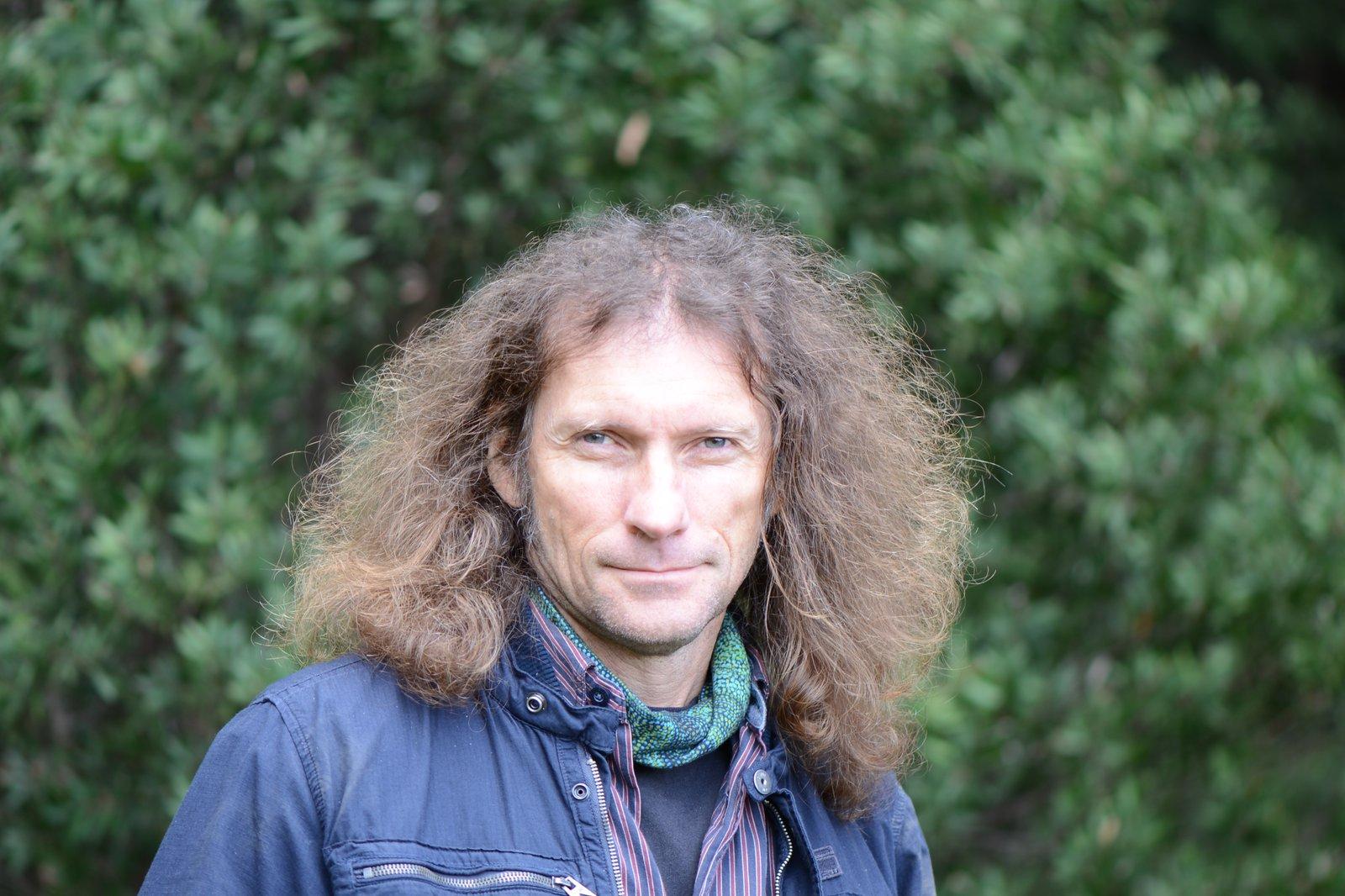 Professor David Keith