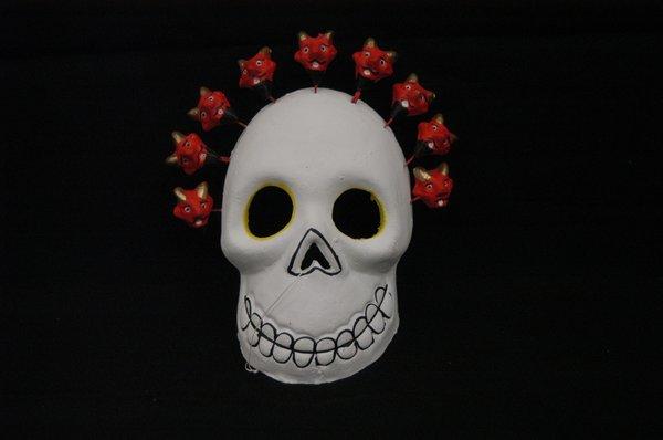 Dia de los Muertos figure