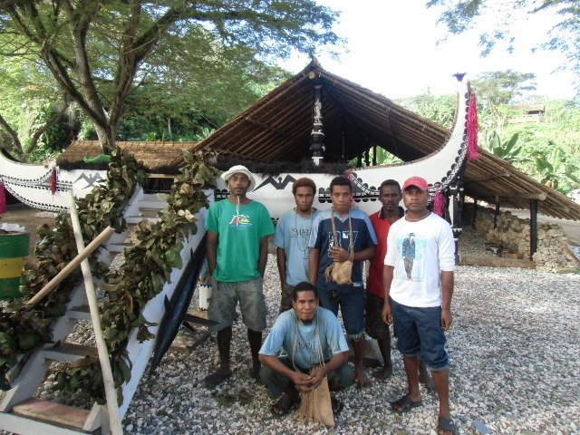 Dion in the Solomons