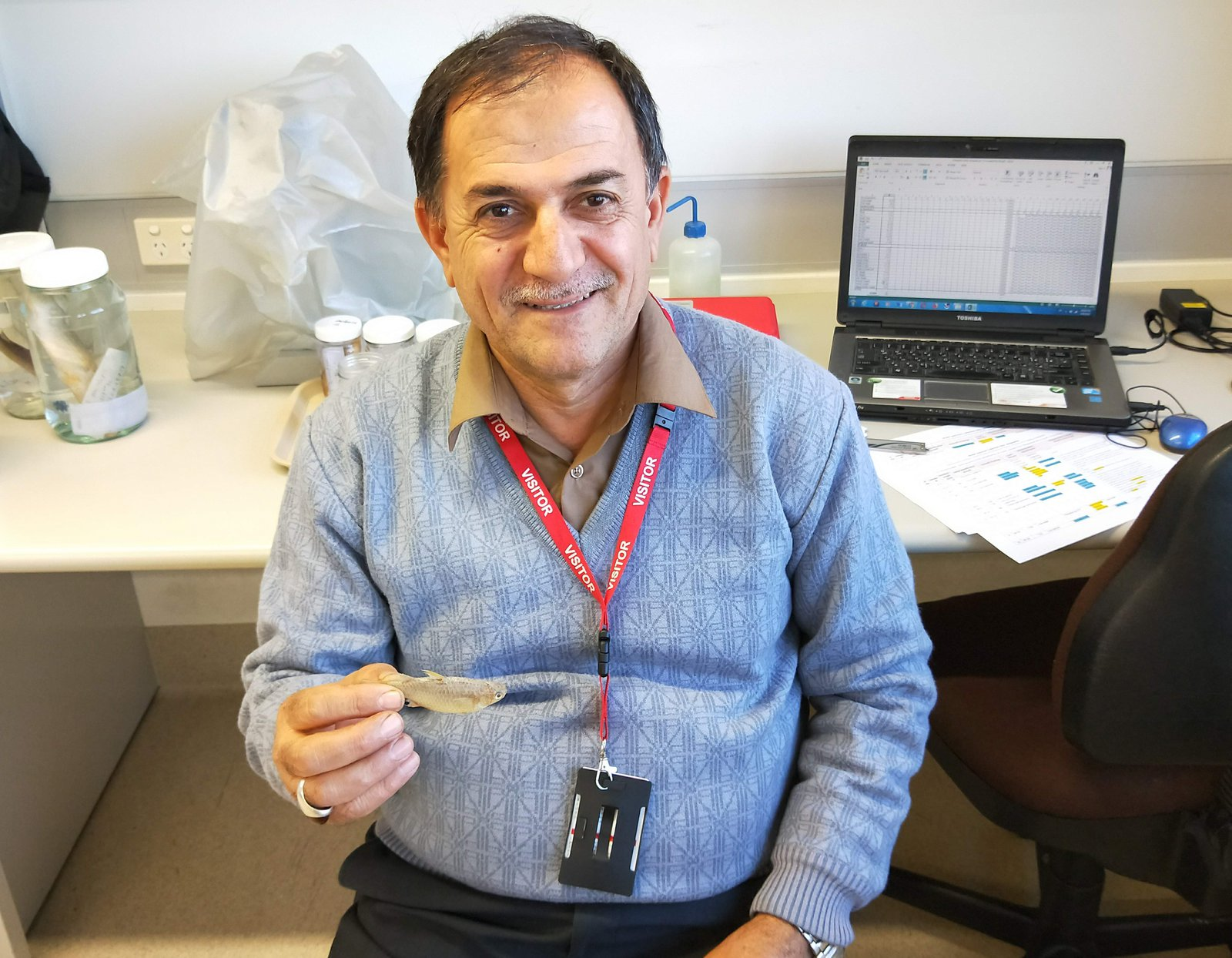 Dr Javad Ghasemzadeh 2018