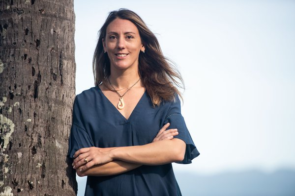 Dr Emma Camp - Finalist,  2021 Macquarie University Eureka Prize for Outstanding Early Career Researcher