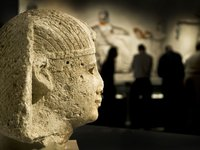Egyptian Art Treasures of The Pharaohs