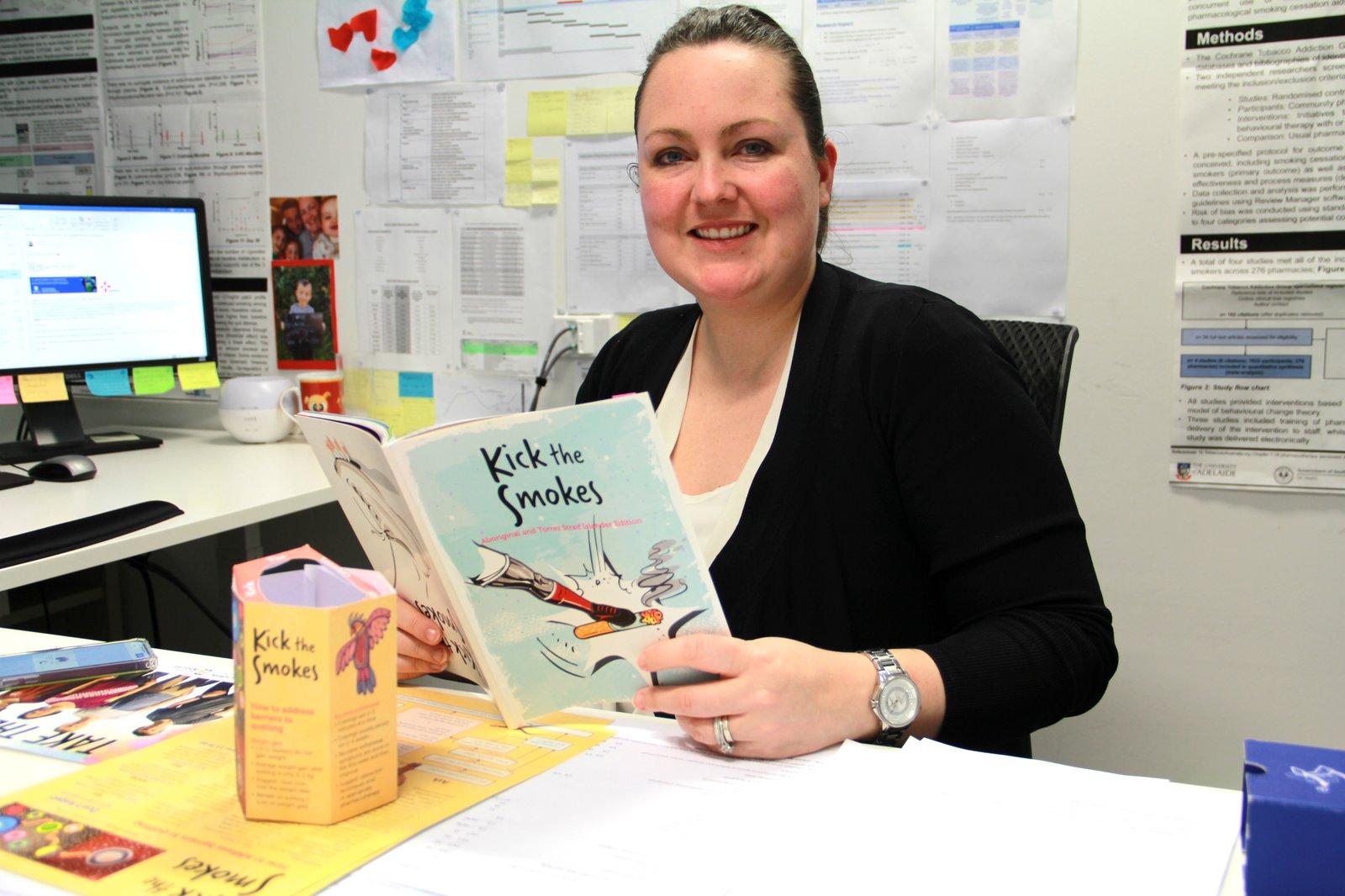 Associate Professor Kristin Carson-Chahhoud, University of South Australia
