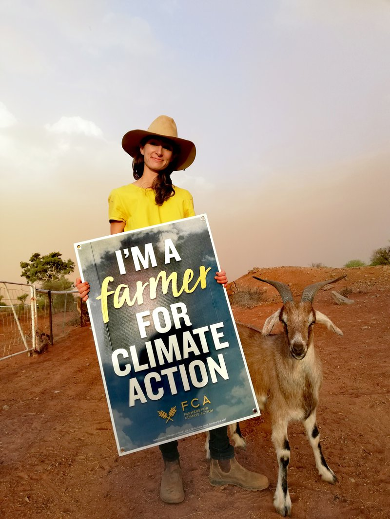 Farmers for Climate Action @farmersforclimateaction