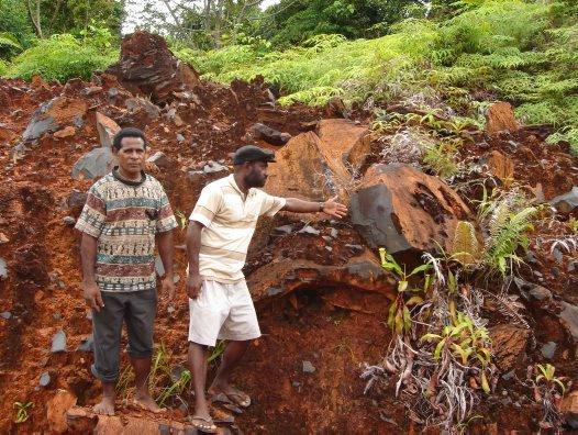 Lepong obsidian source