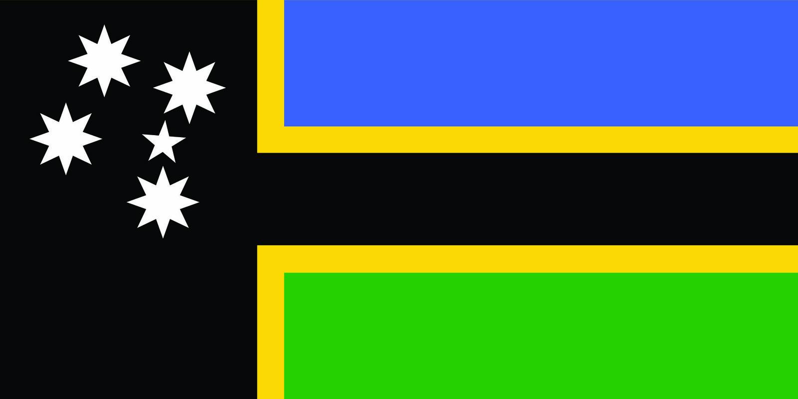 Australian South Sea Islander flag